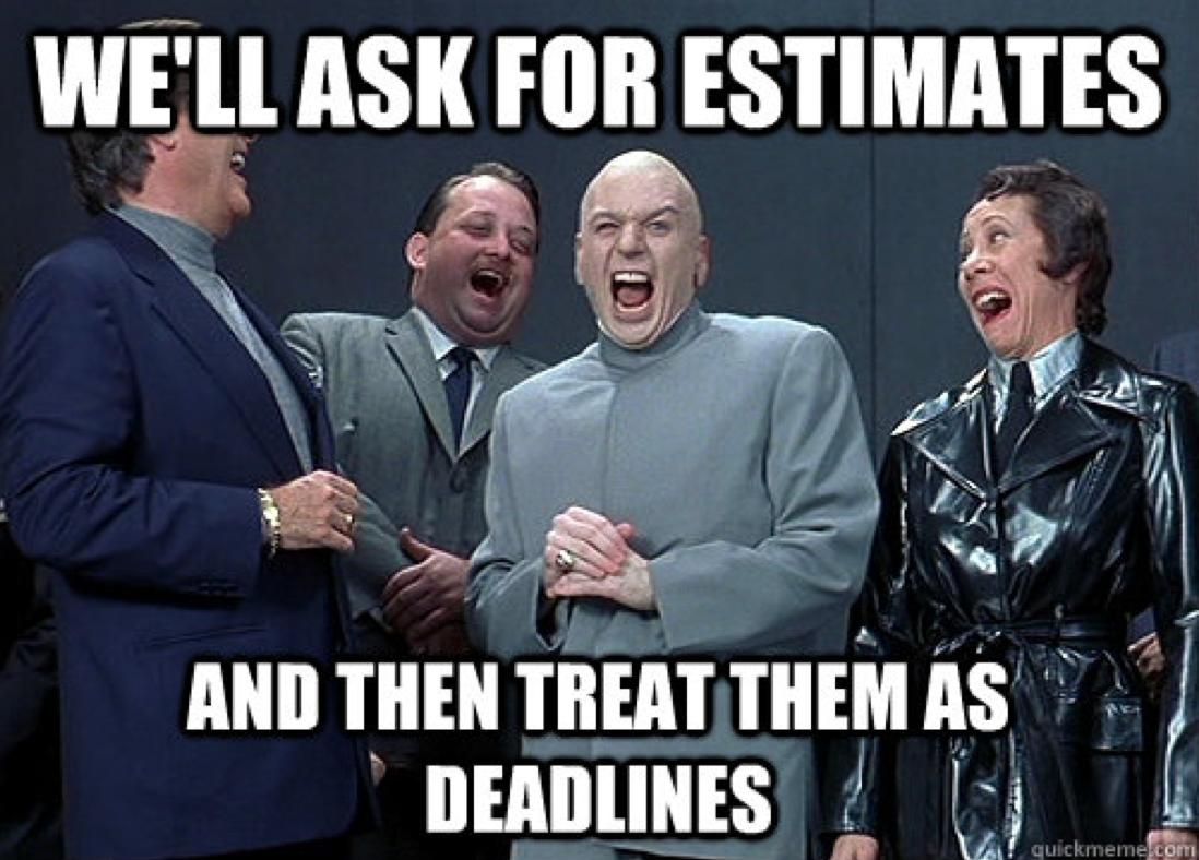 Software Development Cost Estimates